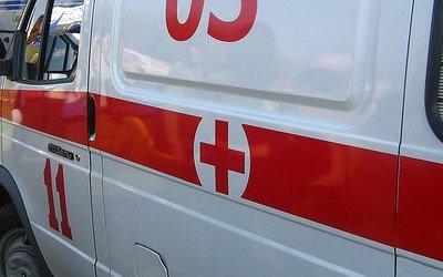 В массовом ДТП в Ленобласти пострадала женщина