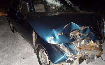 Три человека пострадали в ДТП в Асино Томской области