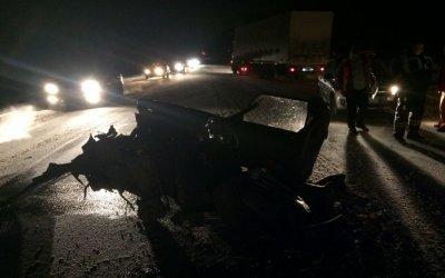 Водитель ВАЗа погиб в ДТП в Щекинском районе