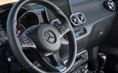 Видеотизер обновлённого Mercedes-Benz Sprinter появился в Сети