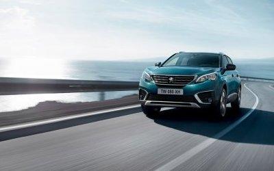 Стали известны российские цены и комплектации нового Peugeot 5008