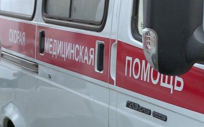 В Азове Ростовской области иномарка сбила мужчину на переходе