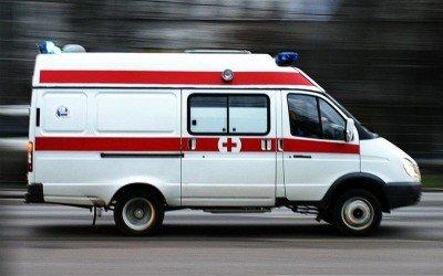 В Усолье-Сибирском КамАЗ сбил женщину на переходе