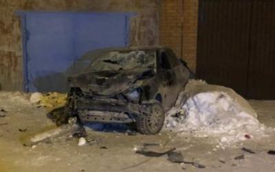 В Омске водитель, насмерть сбивший пешеходов, явился с повинной