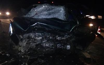 В лобовом ДТП в Крыму погиб человек