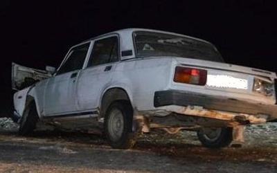 В Башкирии в ДТП с двумя ВАЗами погиб человек