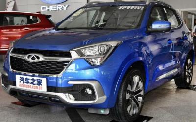 Китайский Chery Tiggo X5 появится в российской продаже летом 2018 года под названием Tiggo 4