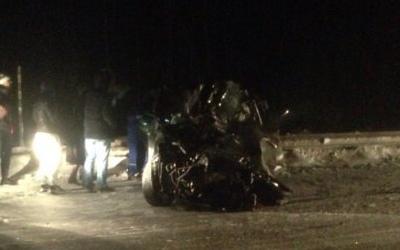 Водитель легковушки погиб в ДТП с грузовиком на трассе Тюмень – Ханты-Мансийск