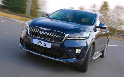 За что хвалят новый KIA Sorento в Британии, с которой стартовали продажи модели