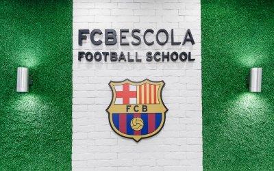 Ауди Центр Варшавка и школа ФК Барселона продолжают сотрудничество