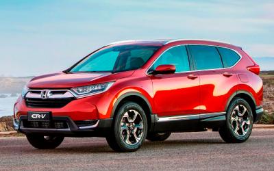 Honda CR-V в России подорожает с 1 февраля