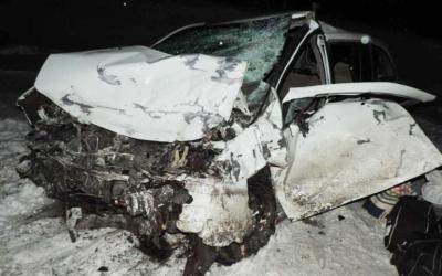 Молодой человек погиб в ДТП под Тюменью
