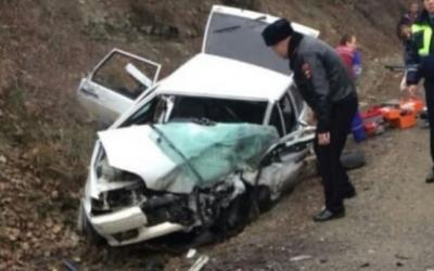 Два человека погибли в ДТП под Геленджиком
