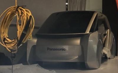 Panasonic проанонсировал новый концепт автомобиля