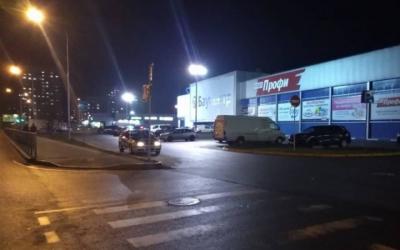 В Калининграде иномарка сбила женщину с младенцем на пешеходном переходе