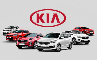 Почти все модели автомобилей KIA в России стали дороже