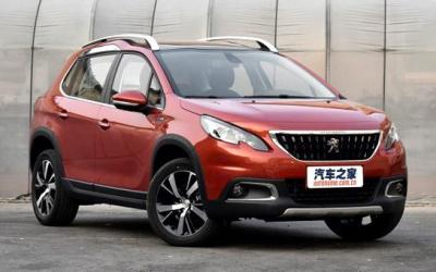 Стартовали продажи обновленного кроссовера Peugeot 2008