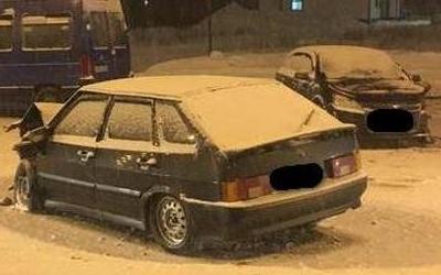 Трое детей пострадали в ДТП в Нижневартовске