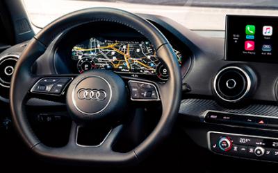 Электрическую версию удлинённого Audi Q2 начнут продавать в Китае