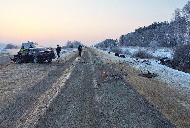 Два человека погибли в ДТП в Мордовии (1)