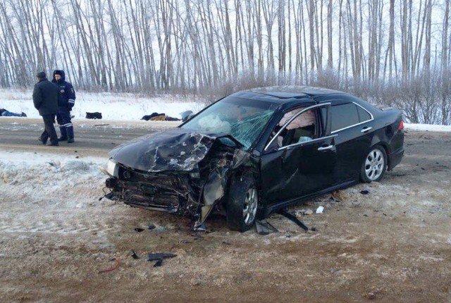 Два человека погибли в ДТП в Мордовии (3)