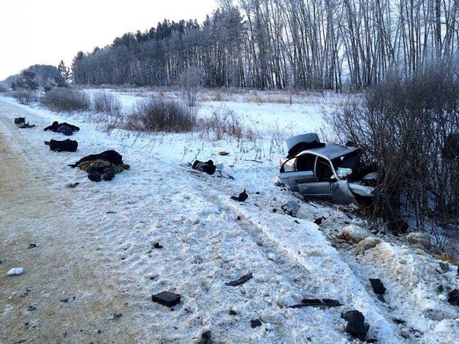 Два человека погибли в ДТП в Мордовии (2)
