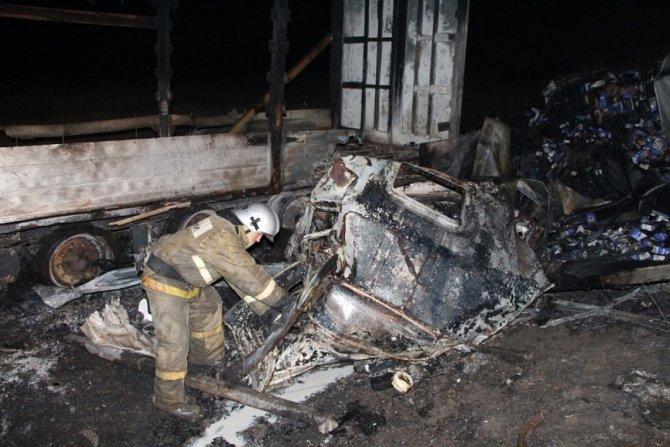 По факту ДТП с 7 погибшими в Крыму возбуждено уголовное дело (1)