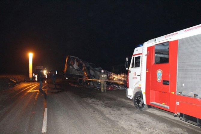 По факту ДТП с 7 погибшими в Крыму возбуждено уголовное дело (2)
