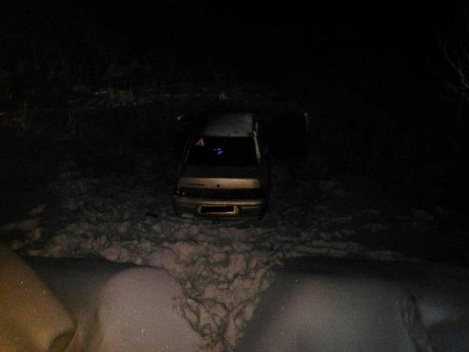 Пассажирка ВАЗа погибла в опрокинувшейся машине в Первомайском районе