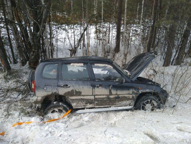 Под Сысертью в ДТП погибла женщина-водитель (1)