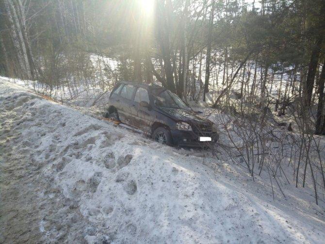 Под Сысертью в ДТП погибла женщина-водитель (2)