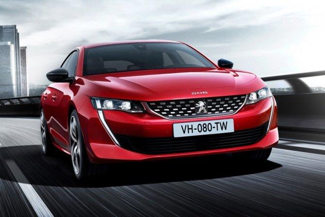 Новый Peugeot 508 - 2018 4