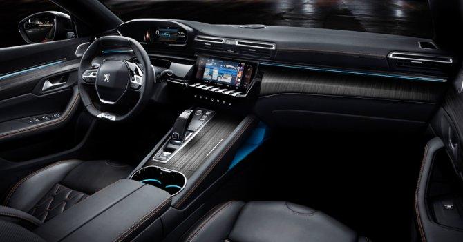 Новый Peugeot 508 - 2018 9