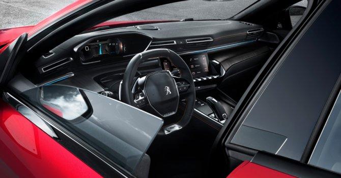 Новый Peugeot 508 - 2018 11