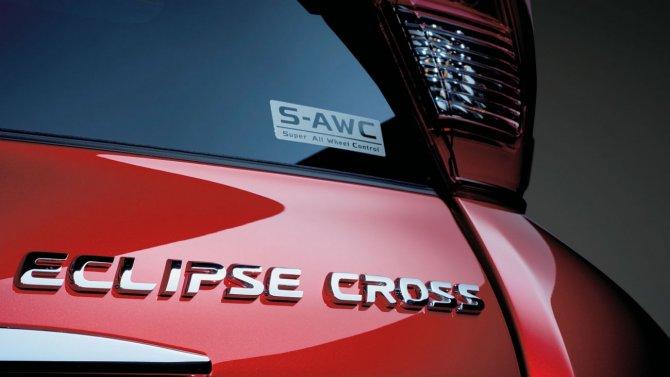 Mitsubishi Eclipse Cross 2018 8