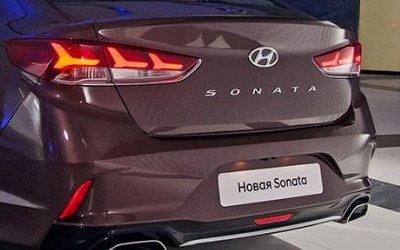 Hyundai Sonata могут начать выпускать в России