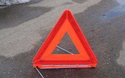 В Кузбассе иномарка насмерть сбила женщину на переходе