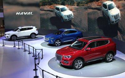 Haval стал самым дорогим китайским автомобильным брендом