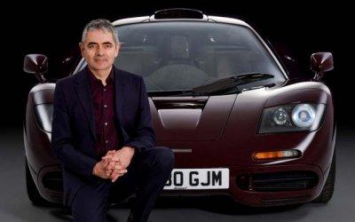 Роуэн Аткинсон выставил на аукцион уникальные Mercedes-Benz 500 E и Lancia Thema