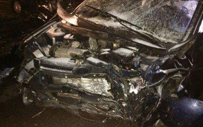 Молодой водитель погиб в ДТП на брянской трассе
