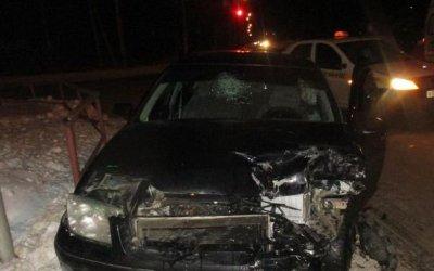 Три человека пострадали в ДТП в Рыбинске