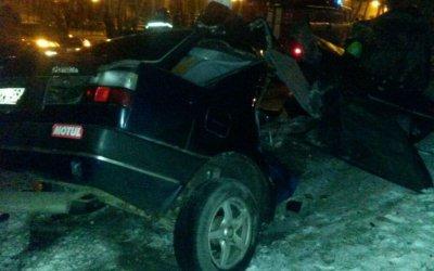 В ДТП под Калининградом погиб мужчина