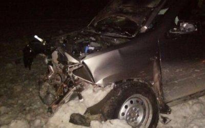 Женщина и девочка пострадали в ДТП в Татарстане