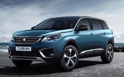 Peugeot 5008 уже появился в российской продаже