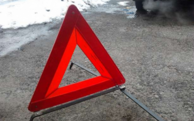 Женщина пострадала в ДТП с тремя машинами в Томске
