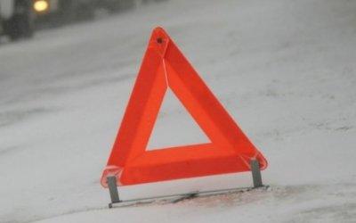 Женщина-водитель пострадала в ДТП в центре Вологды
