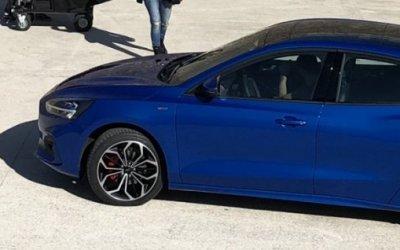 Появились первые фото нового Ford Focus без камуфляжа