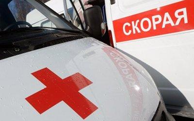В Барнауле в ДТП попала «скорая помощь»