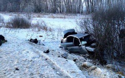 Два человека погибли в ДТП в Мордовии
