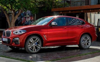 Официальные подробности о новом BMW X4 рассказаны и показаны незадолго до премьеры